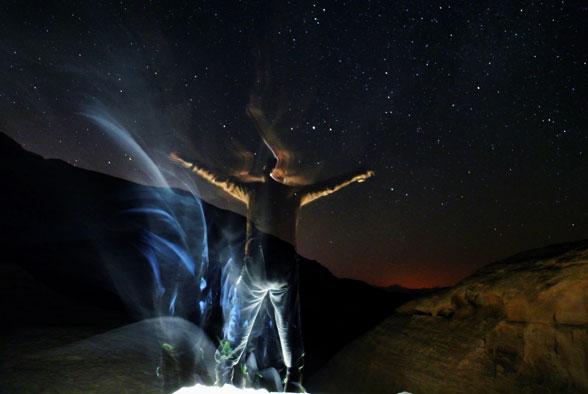 Дух пустыни, Иордания