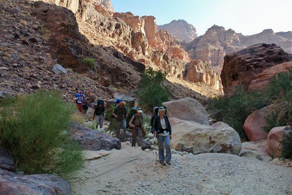 Путь. Поход в Иорданию