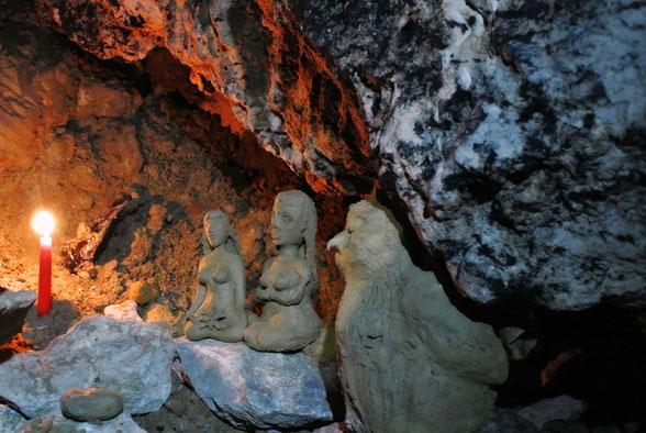 Музей глиняных фигур