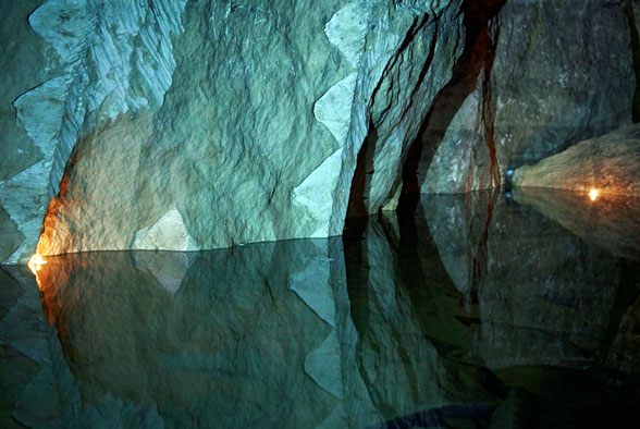 Подземное море