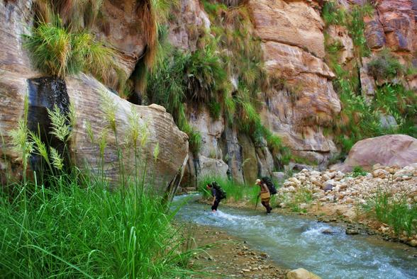 Трекинг в Иордании