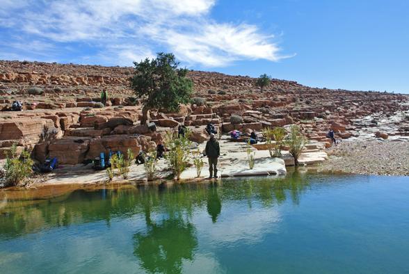 Поход в Марокко