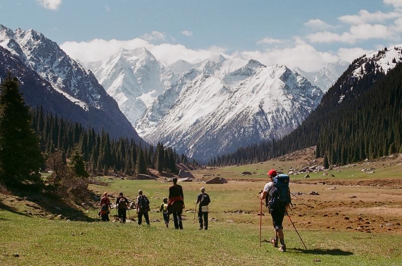 Горы киргизии фото #10